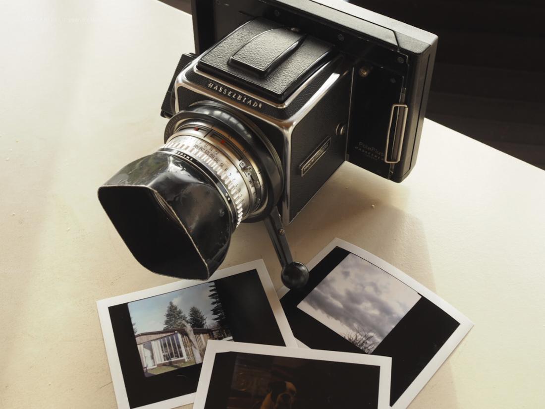 analoge forografie mit einer DER kameras, hasselblad!