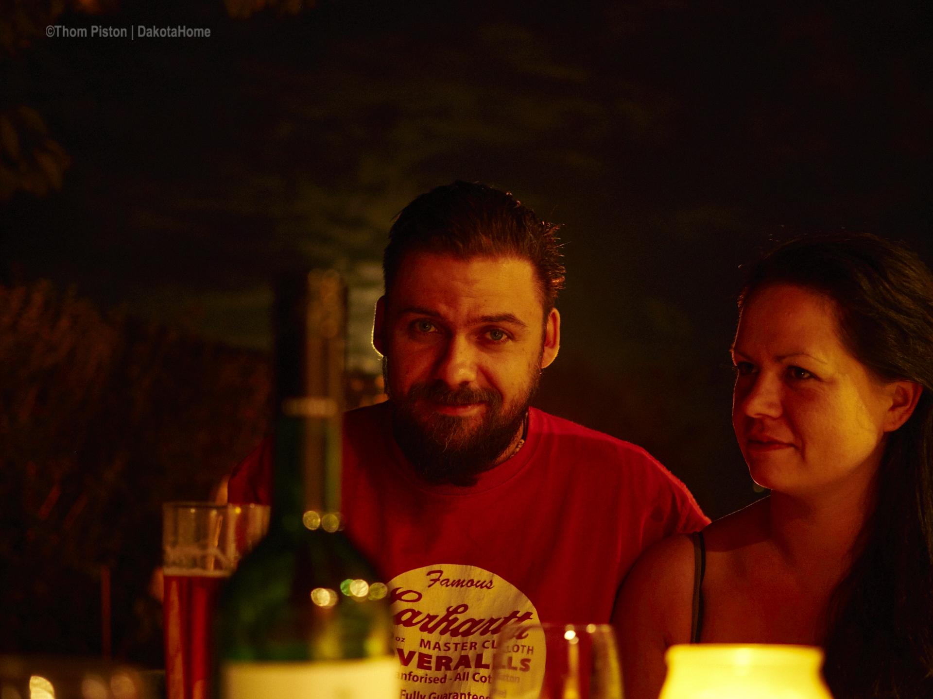 Carlchen und Klaudi at Dakota Home