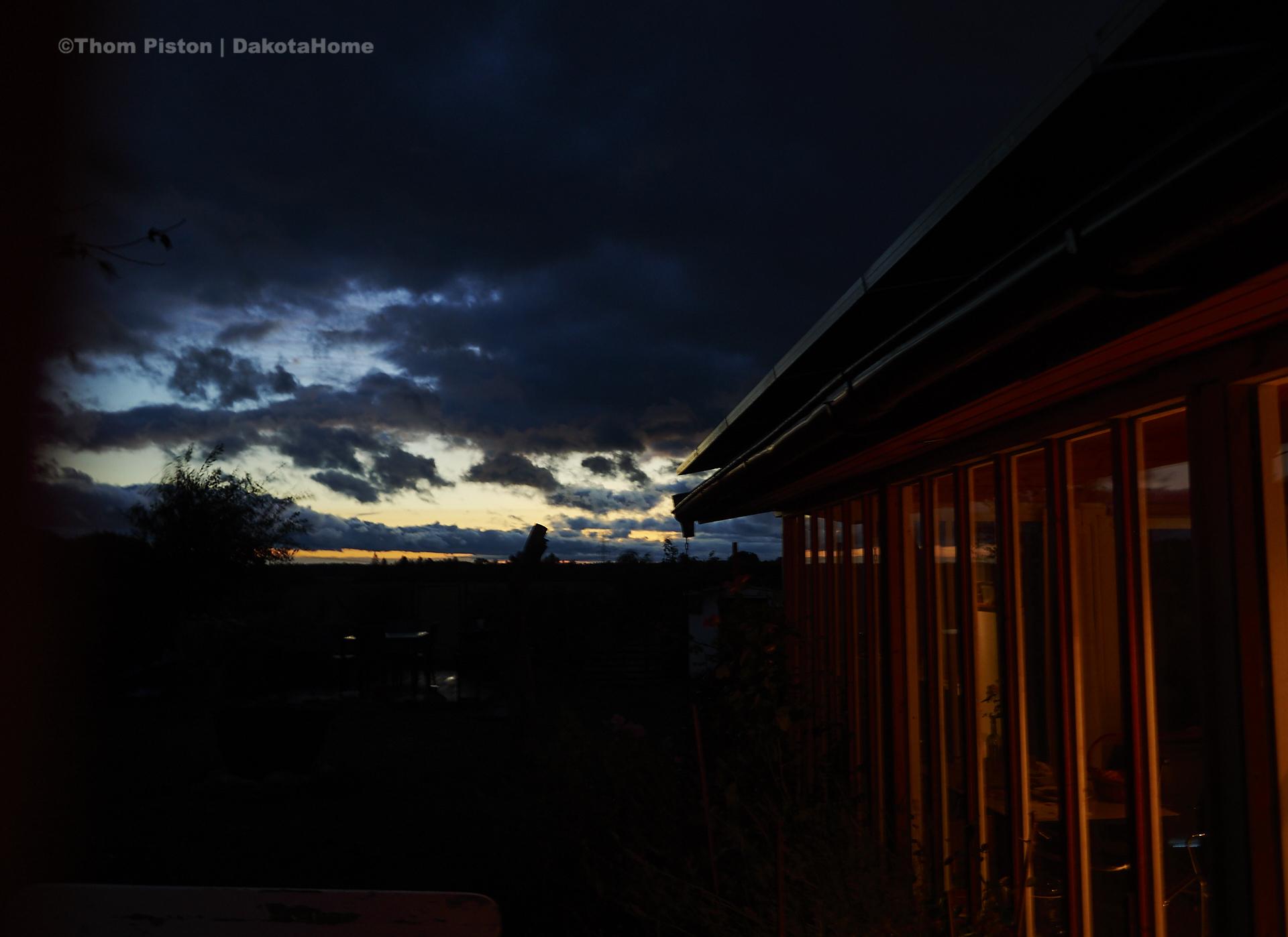 fast Nacht at dakota Home