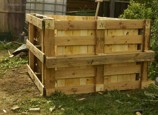 DIY Komposter, Dakota Home / Ponderosa