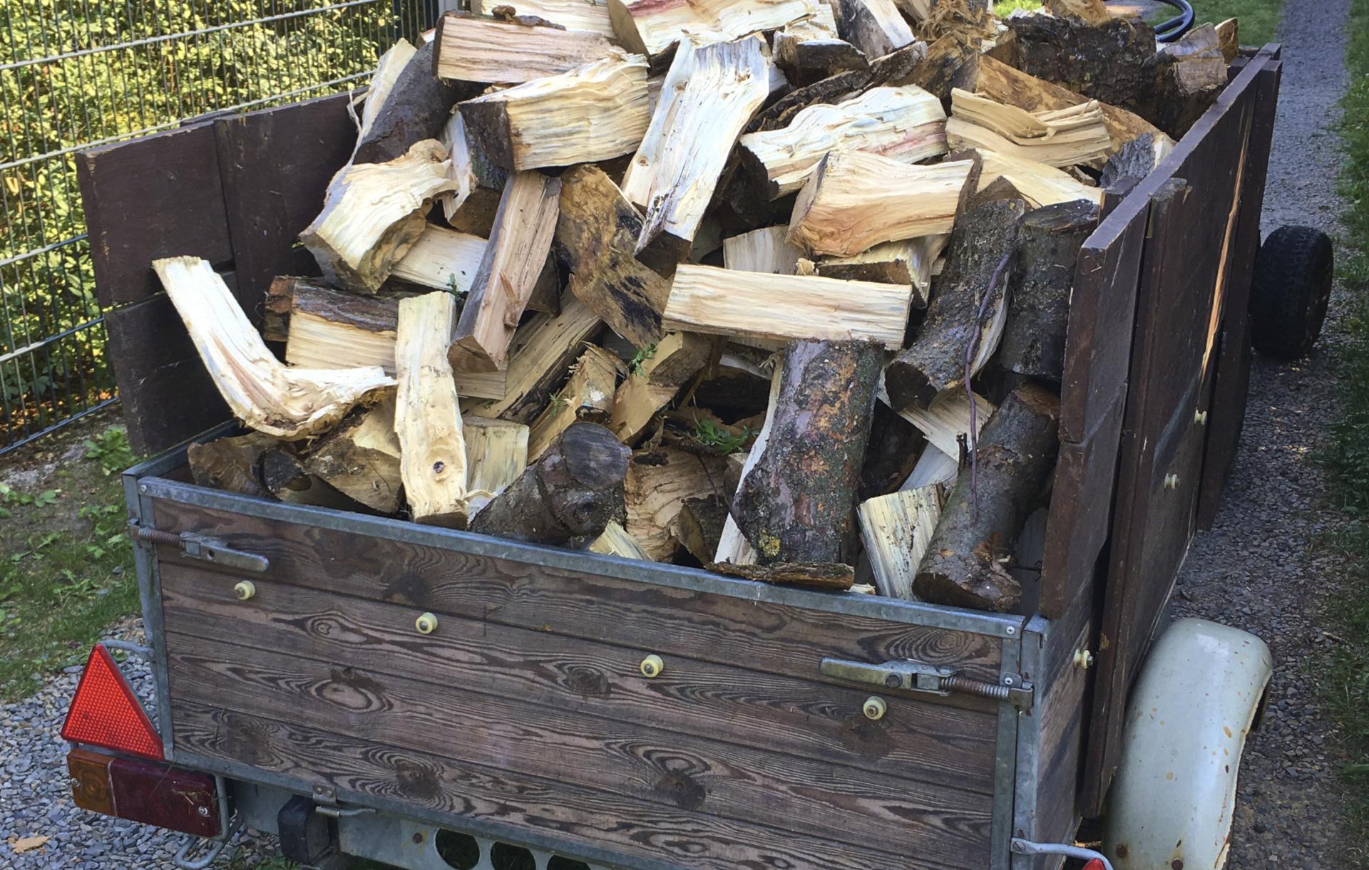 Holz sichern